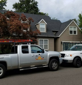 """When it comes to your home, it is important that the roof over your head is structurally sound and safe. At Sunnyside Roofing Services, we often see homeowners neglect their roofs because they have the mentality of """"out of sight, out of mind."""" Our roofing contractors in Hillsboro, Oregon, and throughout the surrounding areas, strive to educate our customers on the importance of proper roof maintenance. Below we feature common signs and problems could indicate that you need a roof repair or possible roof replacement.  •If your roof is over 25 years old and is starting to require more and more needed repairs, you may need to invest in a new roof. •If you are noticing curled shingles or missing shingles, you may need a comprehensive roof repair. •If you notice stains on interior ceilings and walls, this could indicate a larger roofing issue, such as a leaking roof. •When your energy bills start to increase rapidly, you may have a roofing issue that needs to be repaired. •If you have shingle granules in your gutters, it is important to contact our roofers to help you evaluate the issue.  Our residential roofing company strives to help you receive the most out of your roof. If you have any questions regarding our roofing services or you would like a free estimate, contact us today at (503) 841-2587."""